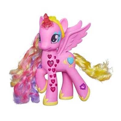 My Little Pony Princesse Cadance cœurs lumineux