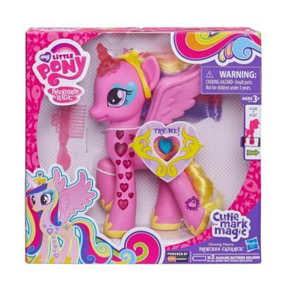 My little pony  princesse cadance coeurs lumineux  hasb13701010 Couleur