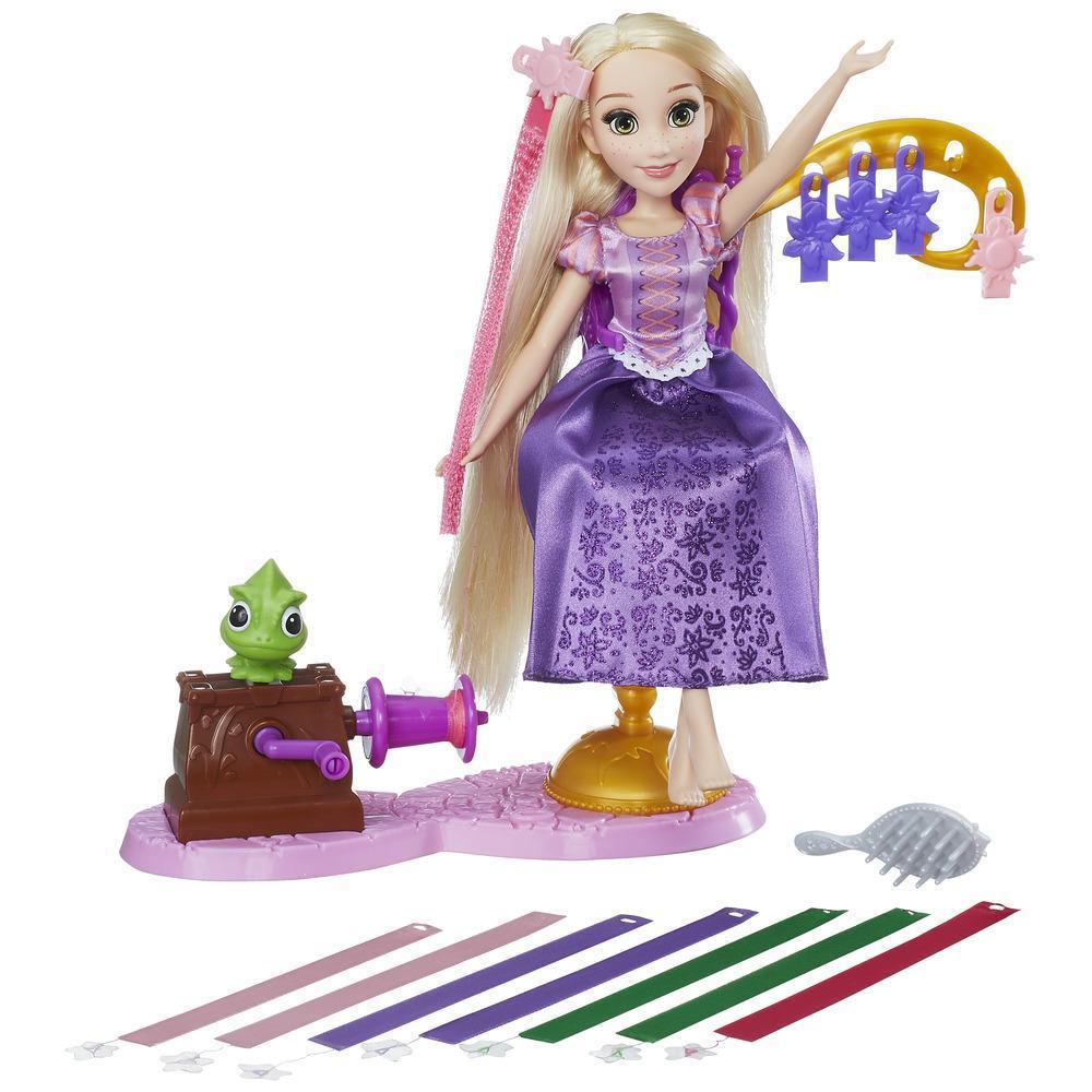 Disney Princesses Coiffures Créations Raiponce