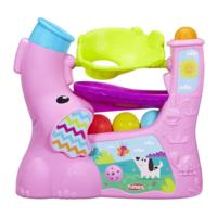 PLAYSKOOL AEROBALLES ROSE