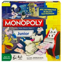 MONOPOLY JUNIOR ELECTRONIQUE
