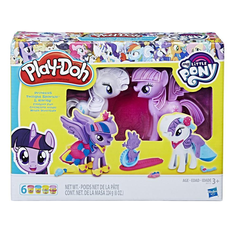 PDOH PONY TWILIGHT SPARKLE/RARITY