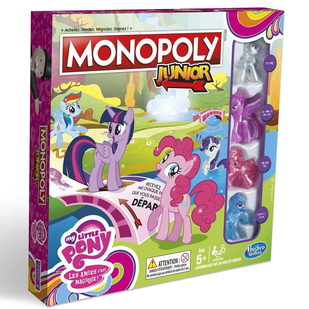 MONOPOLY MY LITTLE PONY