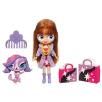 BLYTHE ET SON PETSHOP JOURNEE SHOPPING