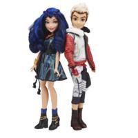 Disney Descendants Pack de 2 Evie et Carlos
