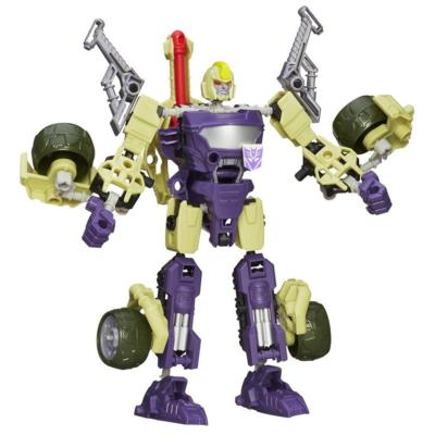 Transformers Construct-A-Bots Triple Changers Blitzwing Buildable Action Figure