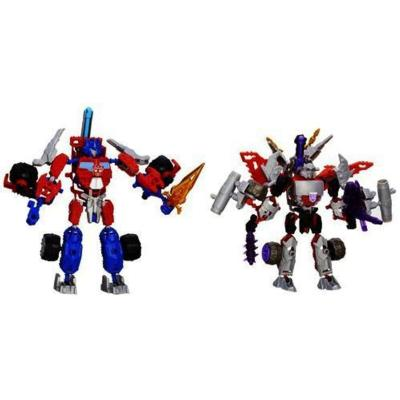 Transformers Construct-A-Bots Ultimate Battle Pack