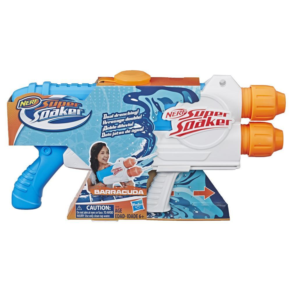 Nerf Super Soaker - Barracuda