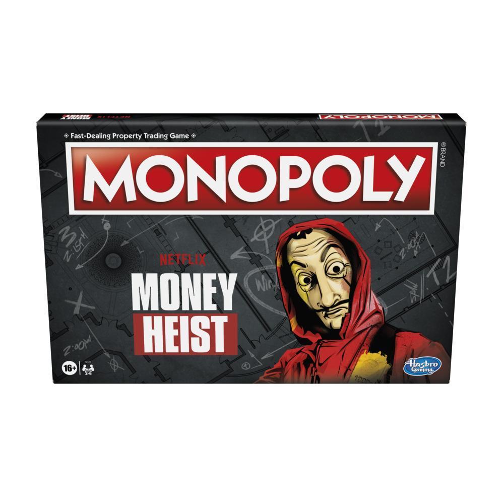 Monopoly: édition La Casa de Papel de Netflix