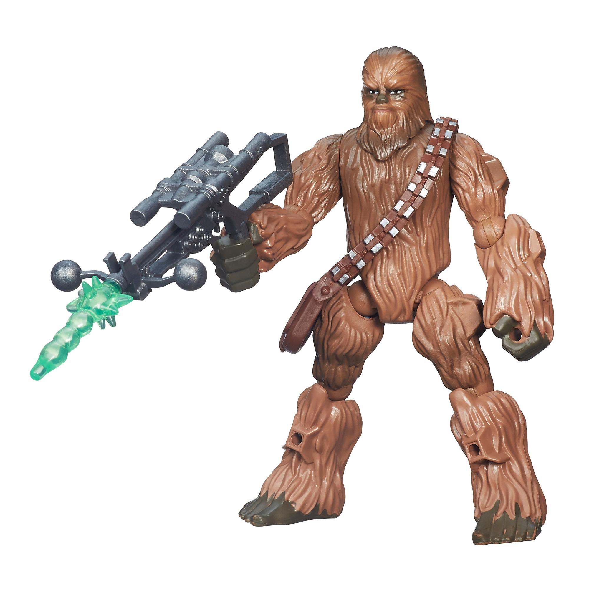 Chewbacca figurine Star Wars Hero Mashers de Hasbro