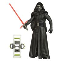 Figurine de 9,5cm Star Wars, Le Réveil de la Force, Mission dans la forêt – Kylo Ren