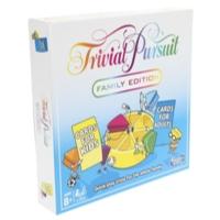 TRIVIAL PURSUIT FAMILLE NEW