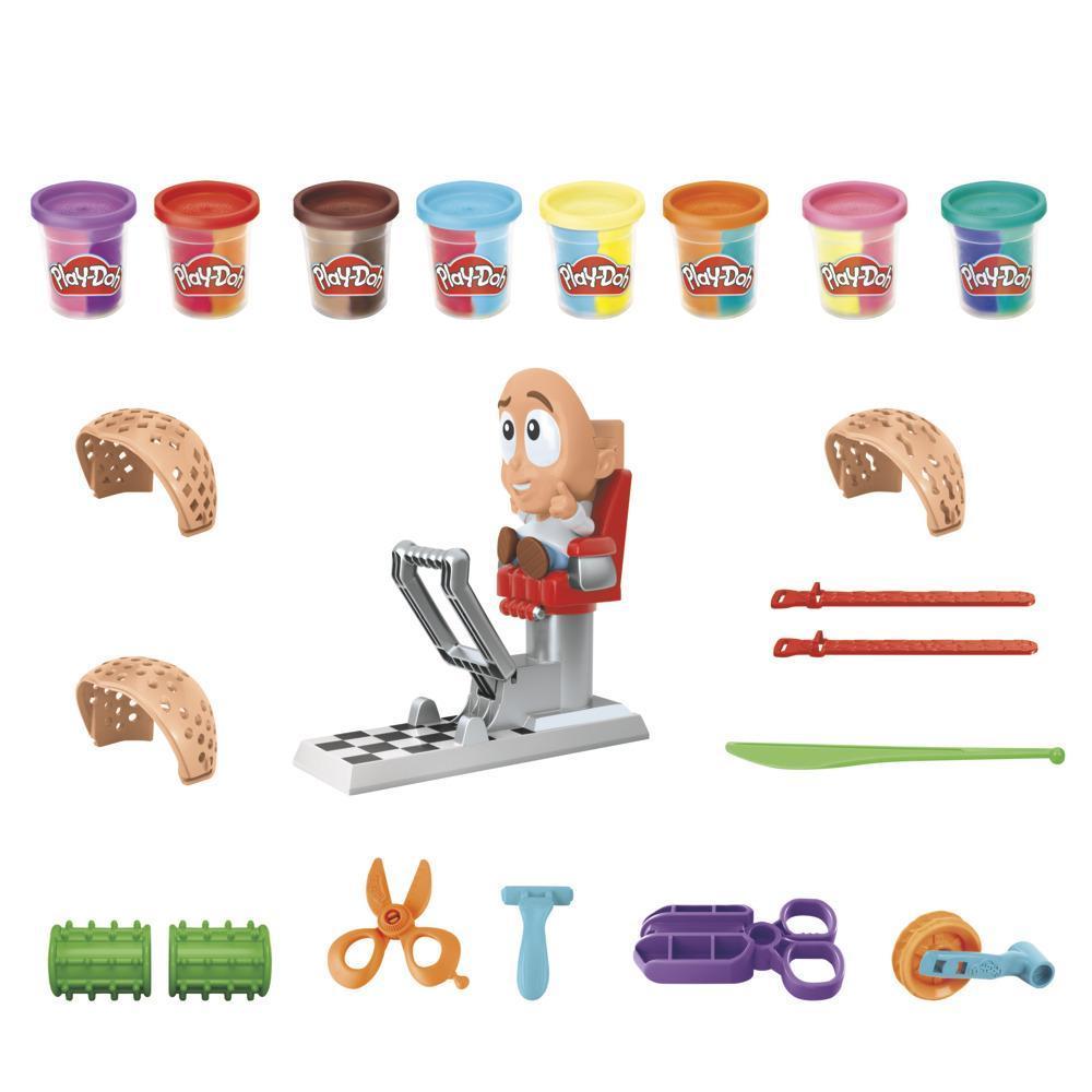 Play-Doh - Coiffeur créatif
