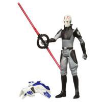 Figurine de 9,5cm Star Wars Rebels, Mission dans l'espace, L'Inquisiteur