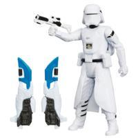 Figurine de 9,5cm Star Wars, Le Réveil de la Force, Mission des neiges – Snowtrooper, Premier Ordre