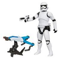 Figurine de 9,5cm Star Wars, Le Réveil de la Force, Mission des neiges – Stormtrooper, Premier Ordre