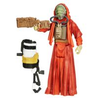 Figurine de 9,5cm Star Wars, Le Réveil de la Force, Mission dans le désert – Sarco Plank