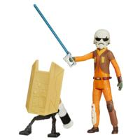 Figurine de 9,5 cm Star Wars Rebels, Mission dans le désert – Ezra Bridger