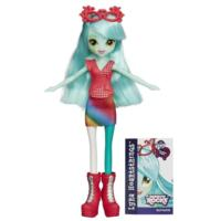 My Little Pony Equestria Girls - Rainbow Rocks look fluo - Lyra Heartstrings