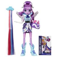 My Little Pony Equestria Girls - Coiffure tendance Twilight Sparkle