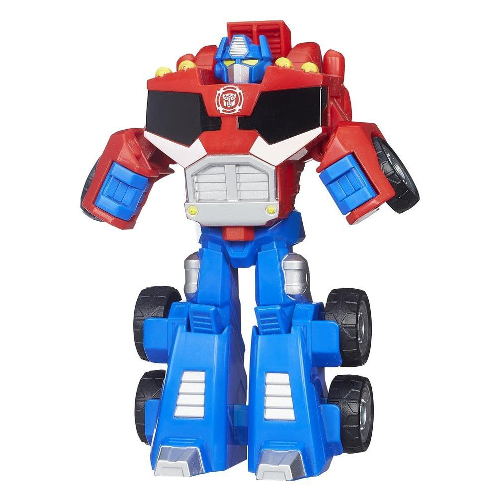 PLAYSKOOL HEROES TRANSFORMERS RESCUE BOTS OPTIMUS PRIME 12,5 CM