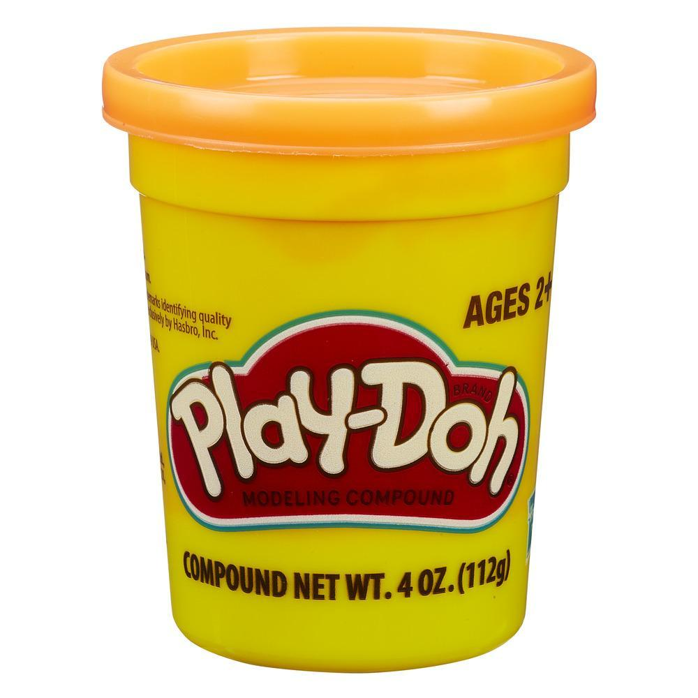 Play-Doh Single Can - Orange