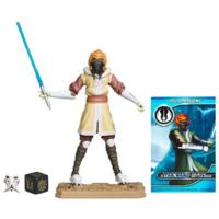 STAR WARS THE CLONE WARS FIGURINE PLO KOON