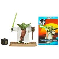STAR WARS THE CLONE WARS FIGURINE YODA