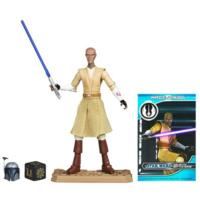 STAR WARS THE CLONE WARS FIGURINE MACE WINDU