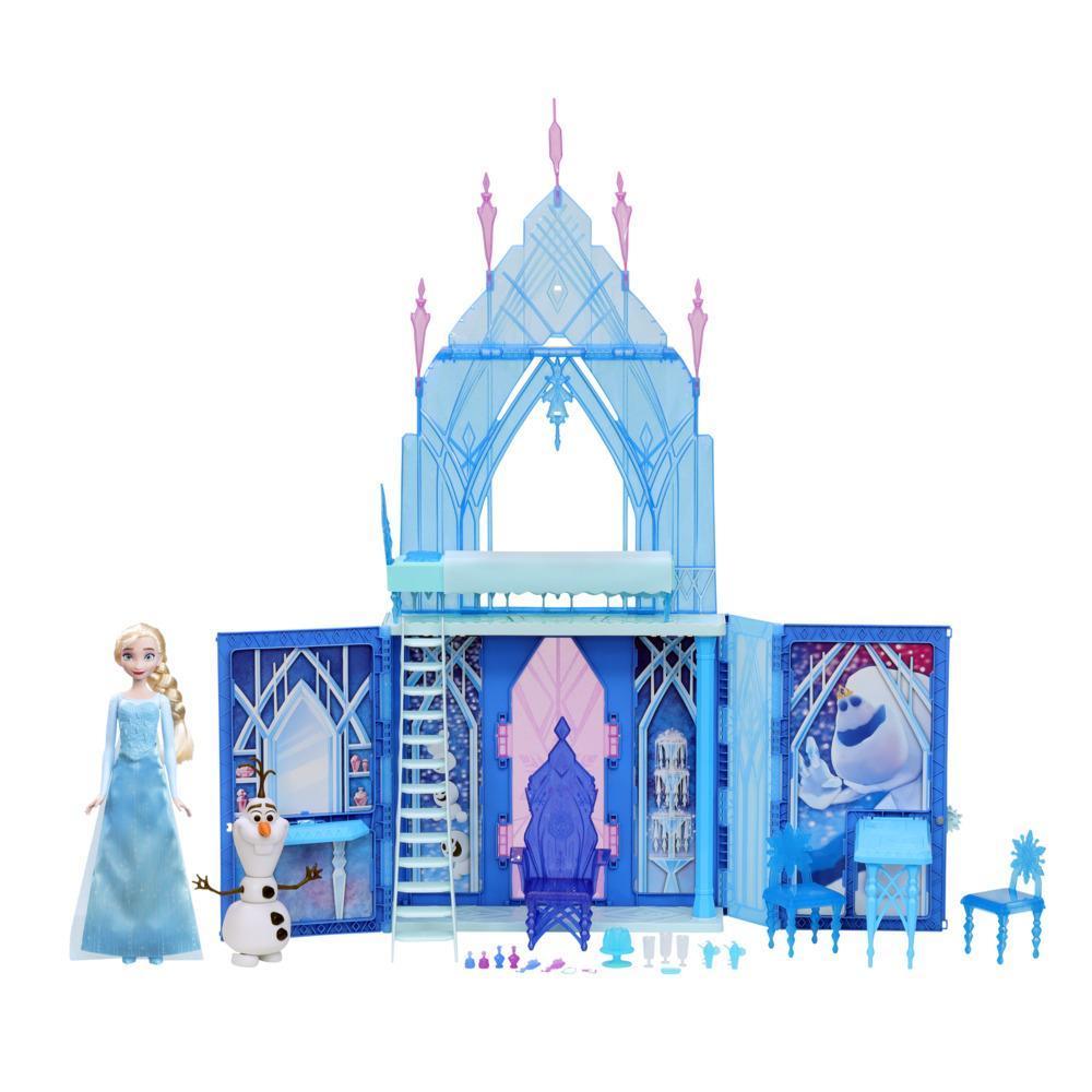 Disney La Reine des neige 2 - Palais de glace d'Elsa