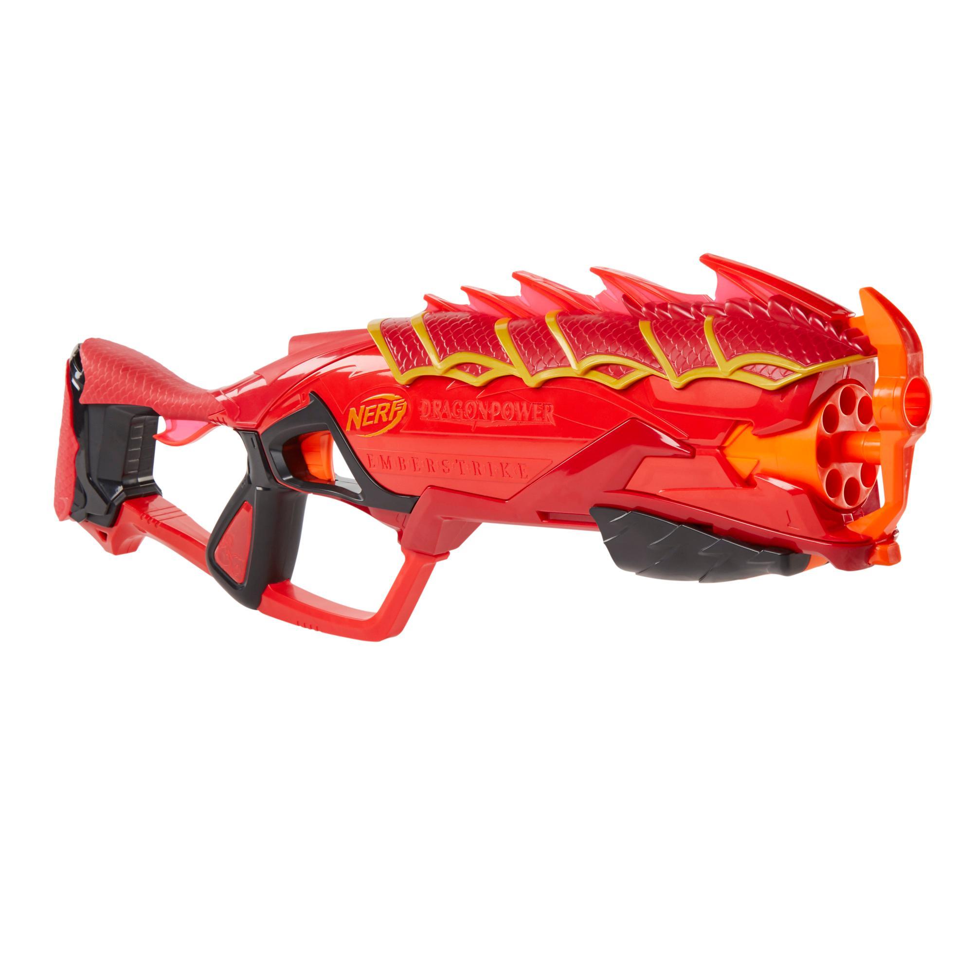 Blaster Nerf DragonPower Emberstrike