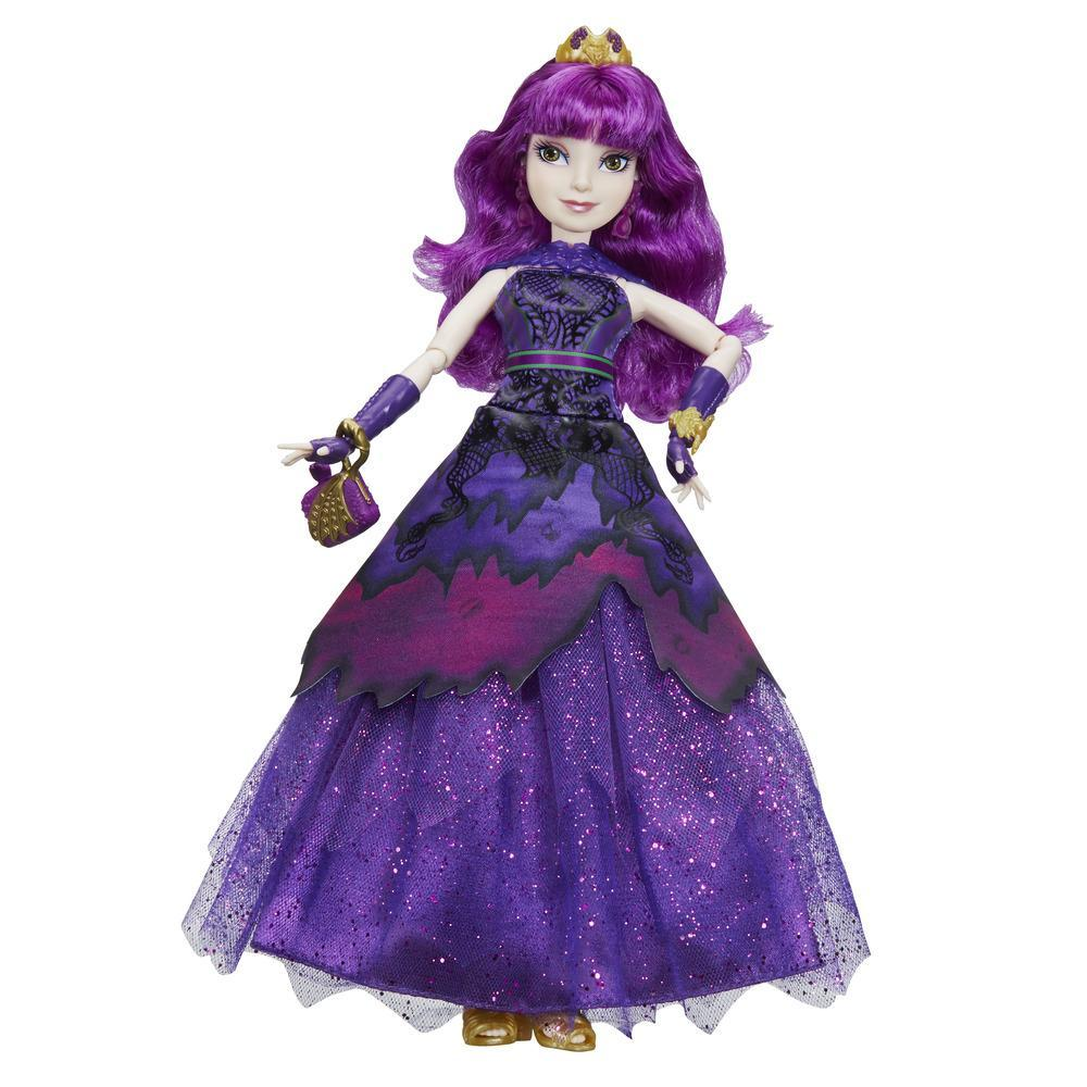 DD2 POUP2EES DESCENDANTS 2 ROBES SOIR ASST