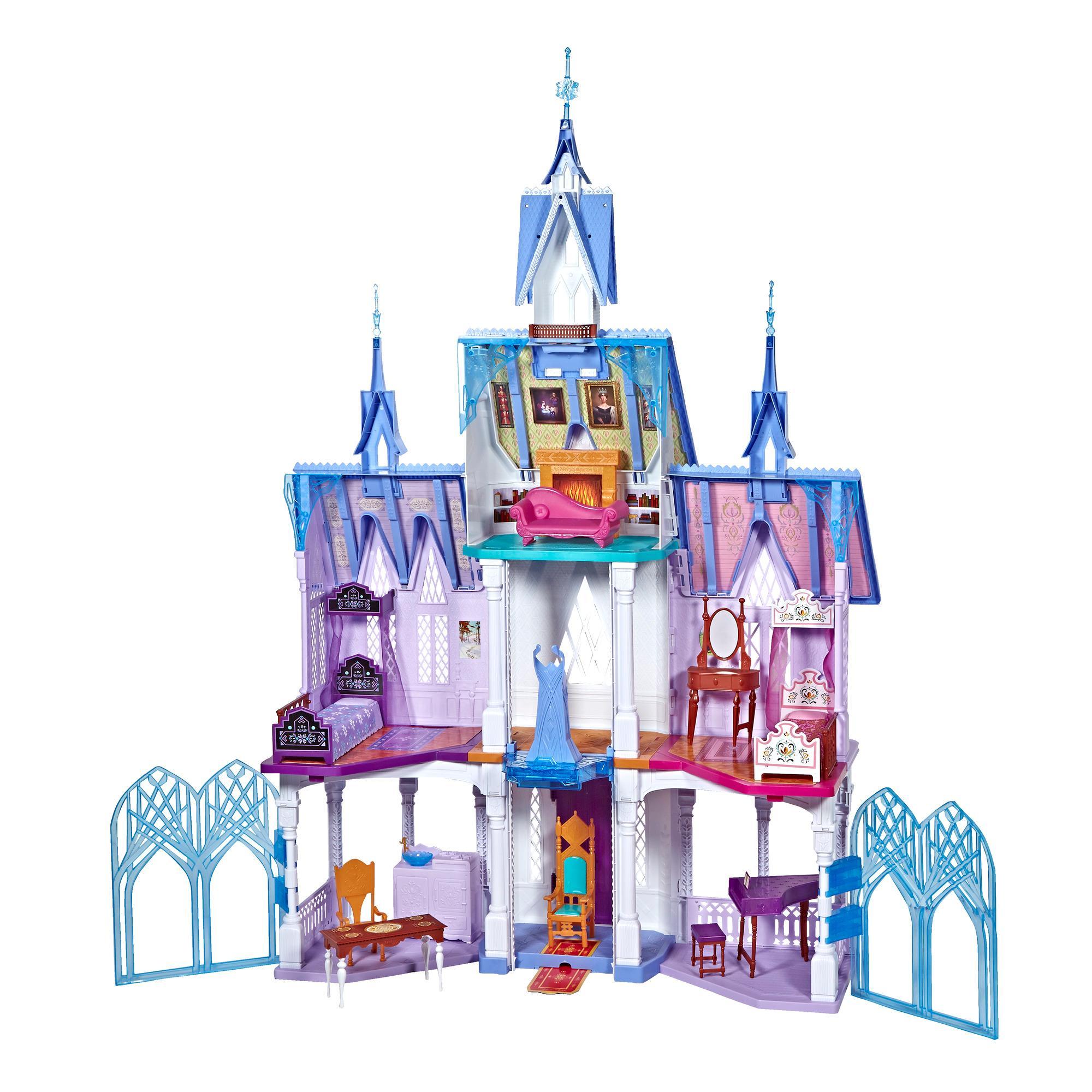 Le château d'Arendelle