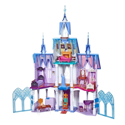 L'extraordinaire château d'Arendelle