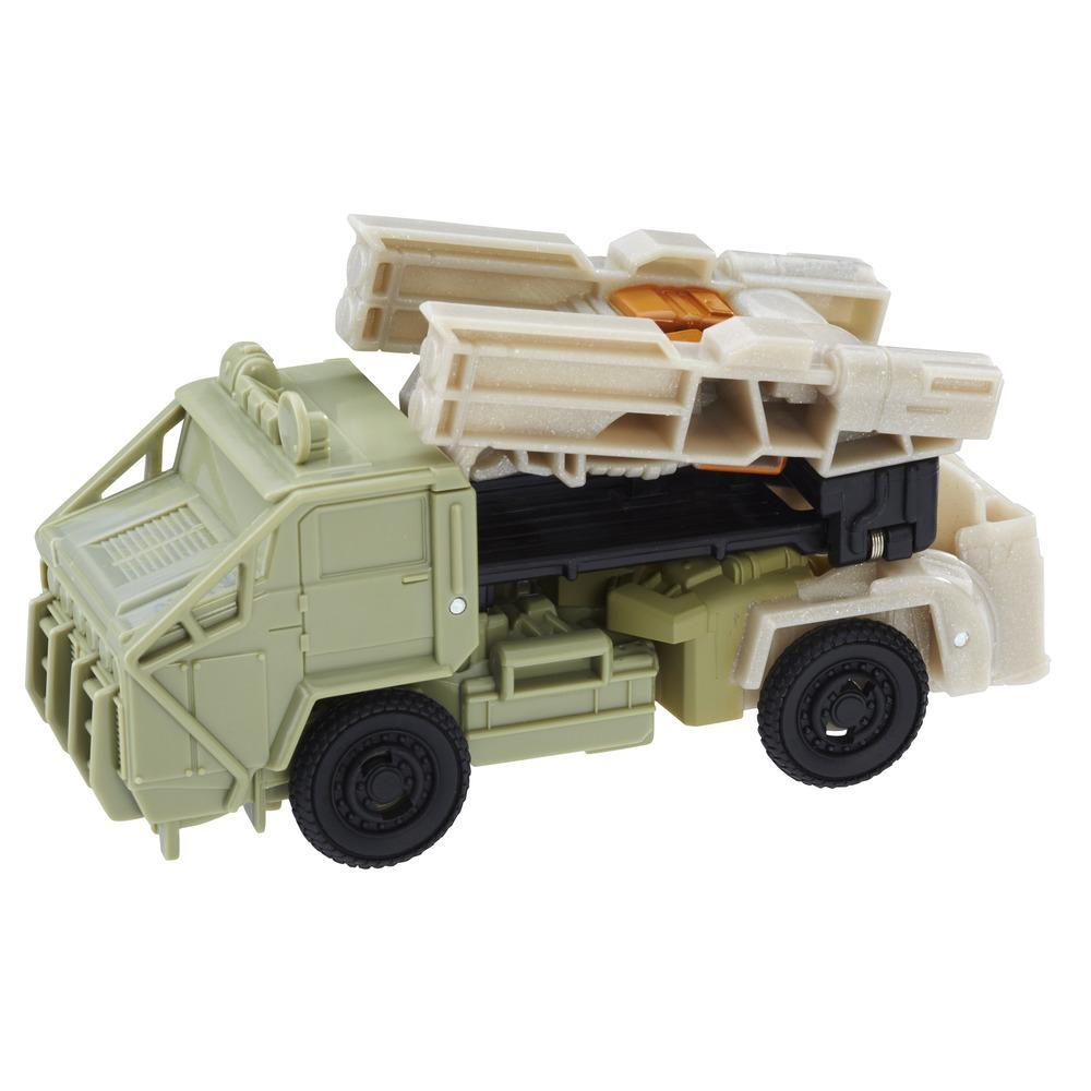 Transformers MV5 Turbo Changers HOUND
