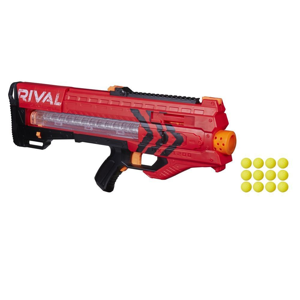 Nerf Rival Zeus MXV-1200 Blaster (Rouge)