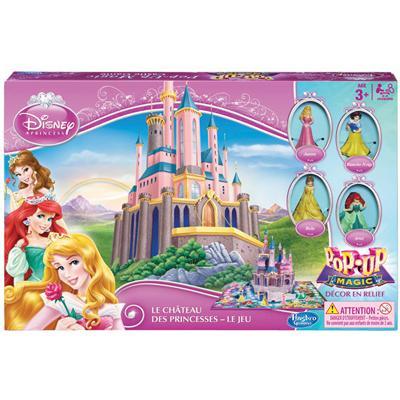 Disney Princess Pop-Up Magic Le Château des Princesses