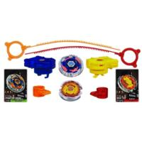 Beyblade Metal Fury Barnard's Loop Attack Pack duel