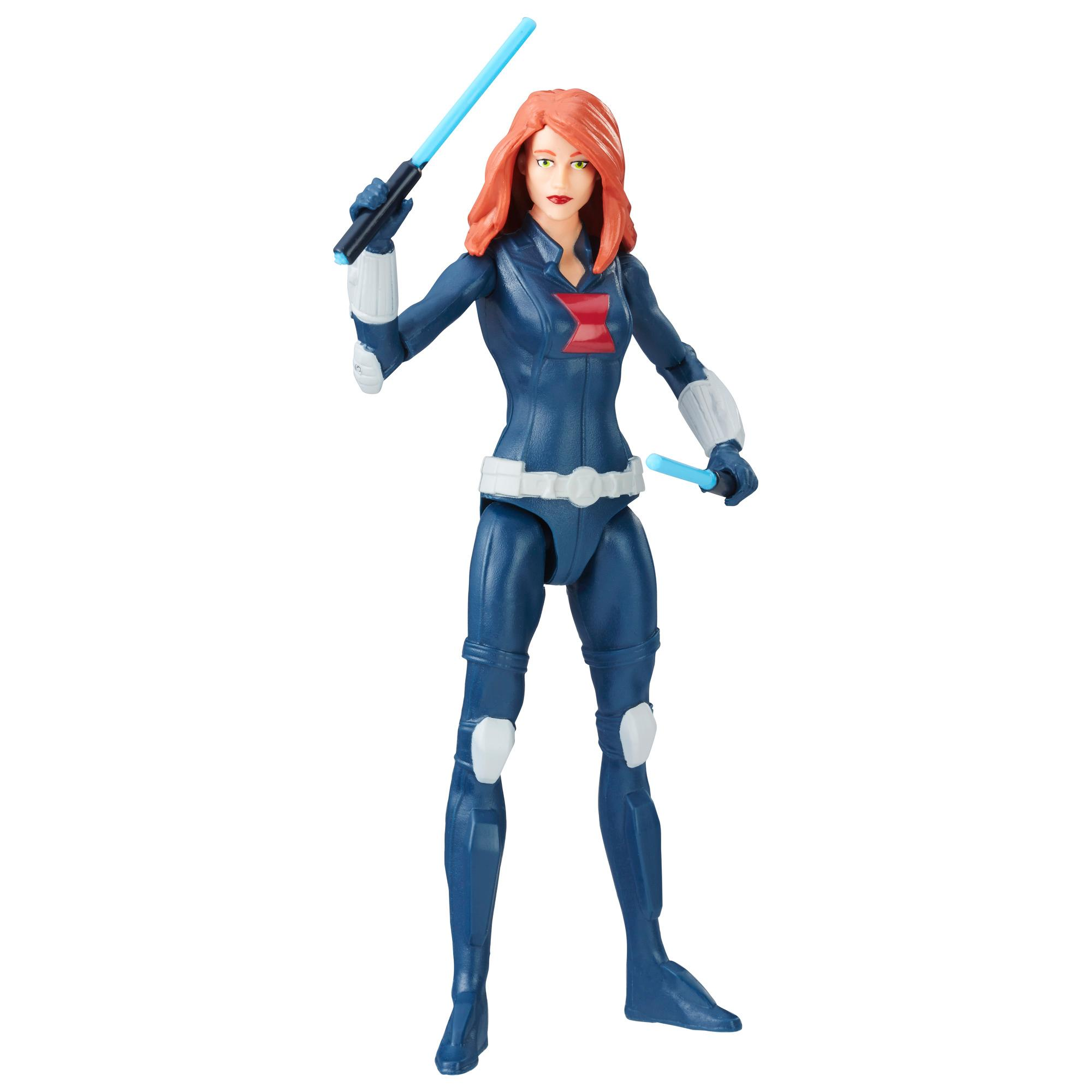 AVENGERS FIGURINE 15 CM BLACK WIDOW