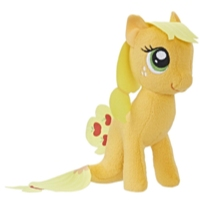 My Little Pony Le Film PELUCHE 13 CM APPLEJACK
