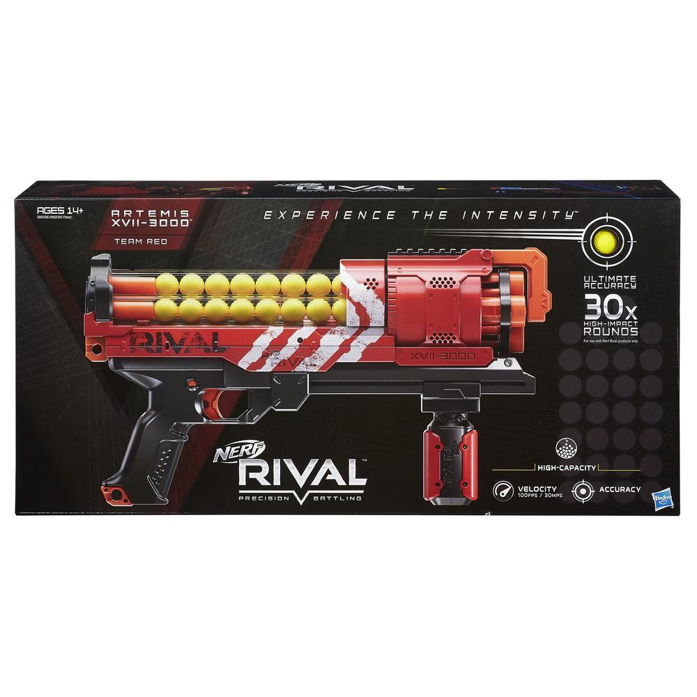 NERF RIVAL ARTEMIS RED