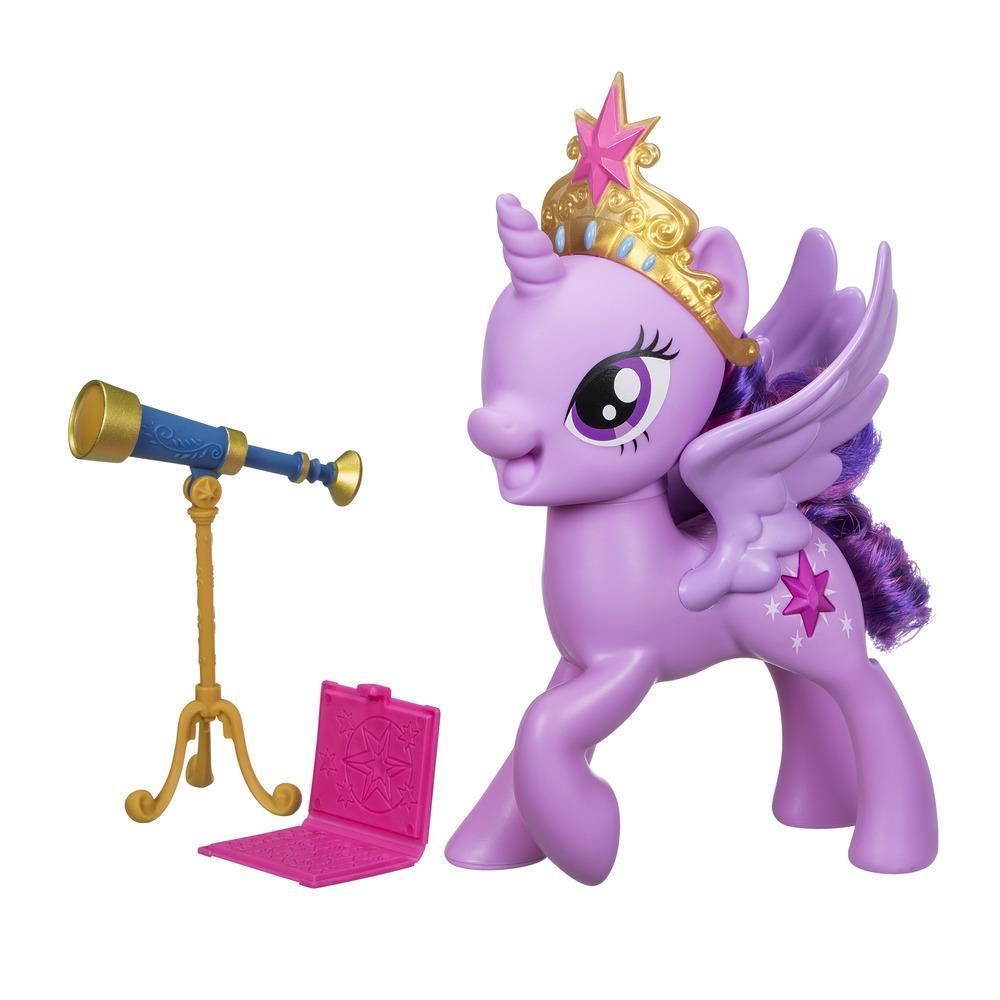 MLP Poneys parlants 15cm Twilight Sparkle