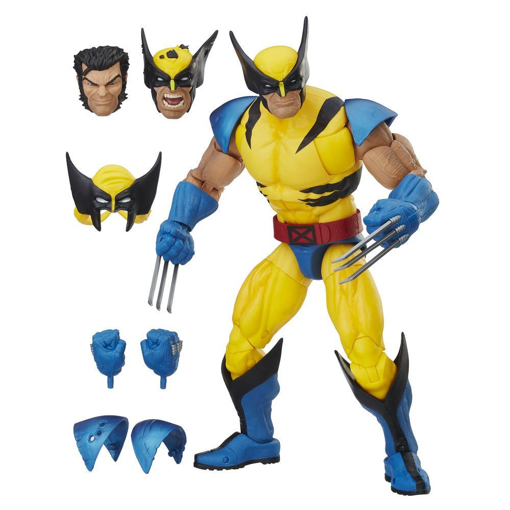 MARVEL LEGEND - FIGURINE 30CM  WOLVERINE COLLECTOR