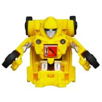 TRANSFORMERS BOT SHOTS Battle Game BUMBLEBEE