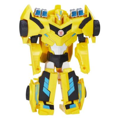 TRANSFORMERS RID 3 STEPS CHANGER BUMBLEBEE