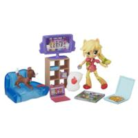 My little Pony Eequestria girls Minis -Soirée Jeux Applejack-