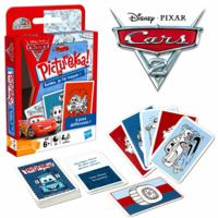Jeu de cartes Pictureka Cars 2