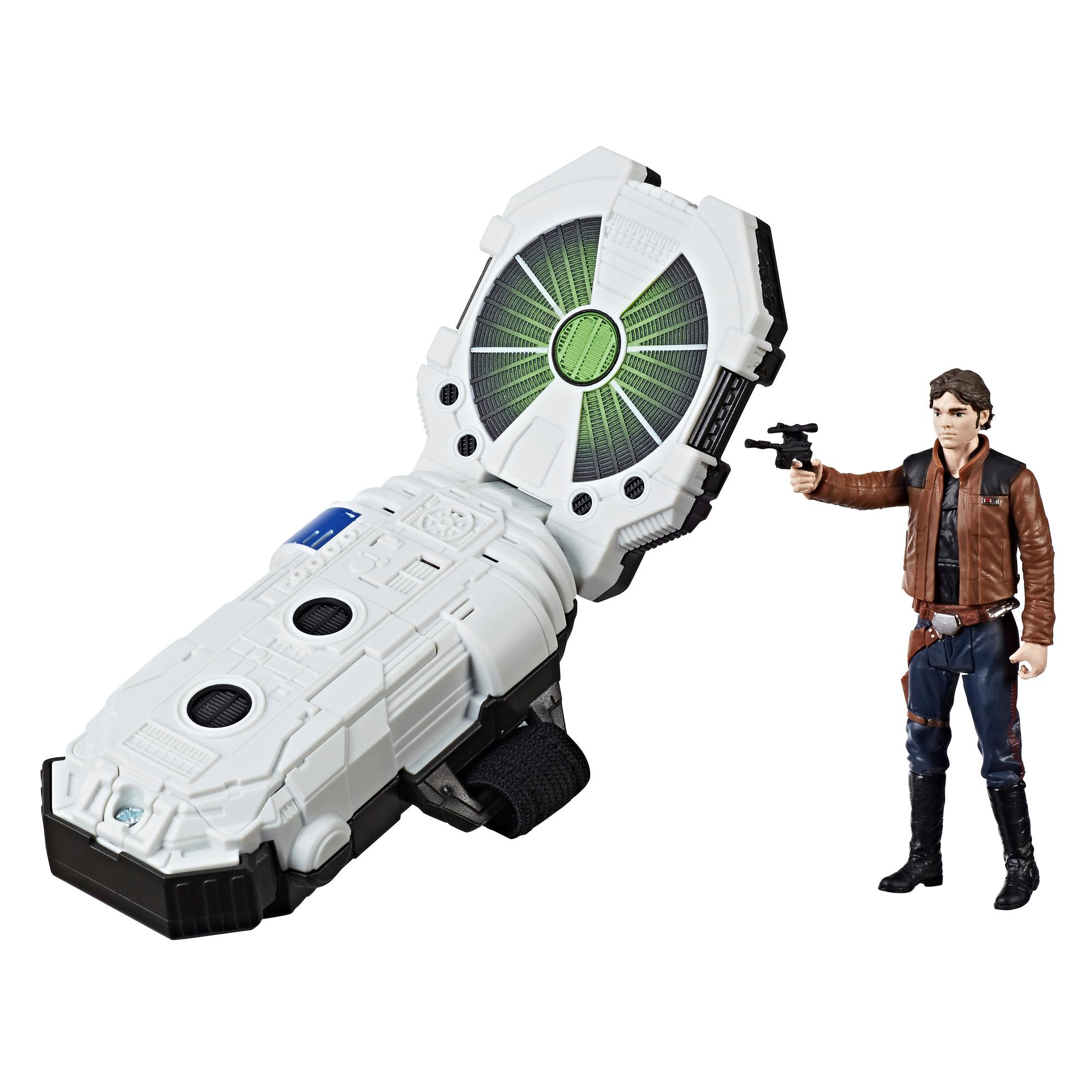 STAR WARS HAN SOLO -  FORCE LINK 2.0 KIT DE DEMARRAGE