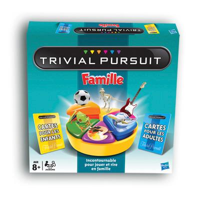 TRIVIAL PURSUIT FAMILLE
