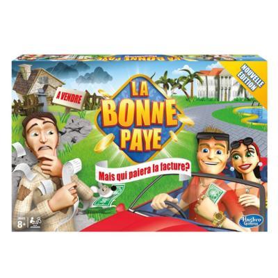 LA BONNE PAYE